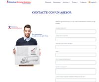 Landing Page Para Campañas