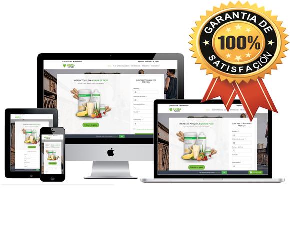 Tienda online 100% Responsive