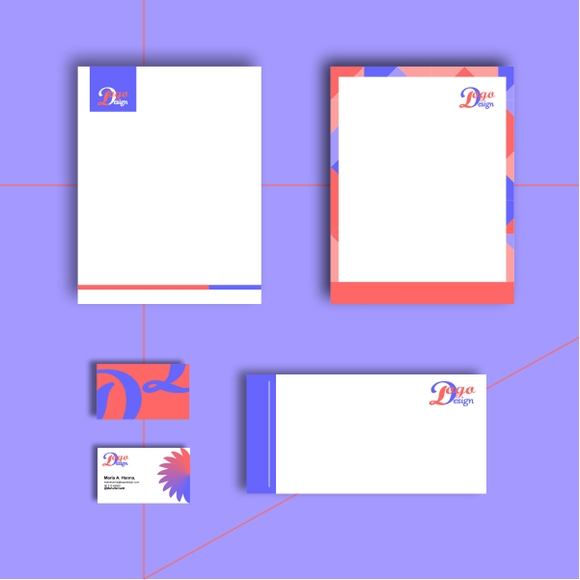 Diseño de Logo en 3 Etapas
