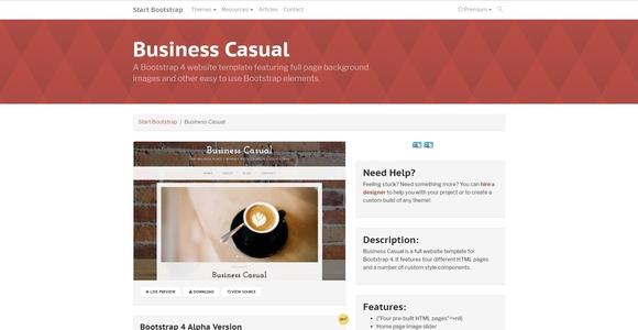 Landing Page para tu Empresa