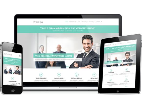 Site Institucional WordPress