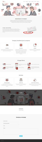 Página web para tu empresa