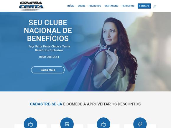 Site Profissional - Fácil Administração #Wordpress