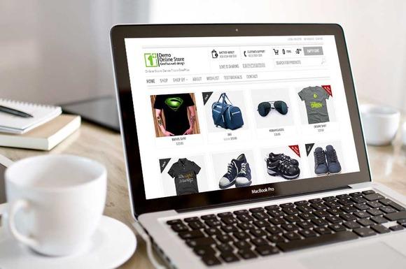 Solución tienda virtual completa