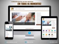 SITES RÁPIDO |Com a opção de painel administrativo