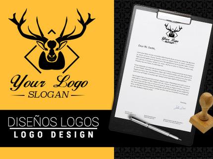Diseño de Logo Profesional para tú Empresa