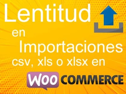 ¡Importador de Stocks Woocommerce Ultra Rápido!