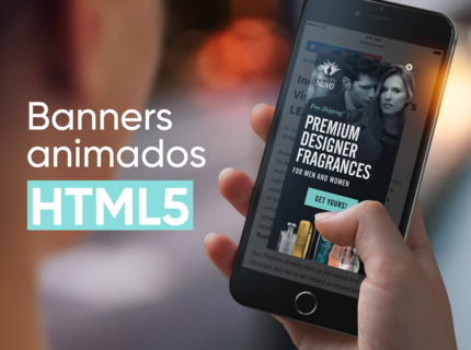 Banners HTML5 animados para Google Adwords / DCM
