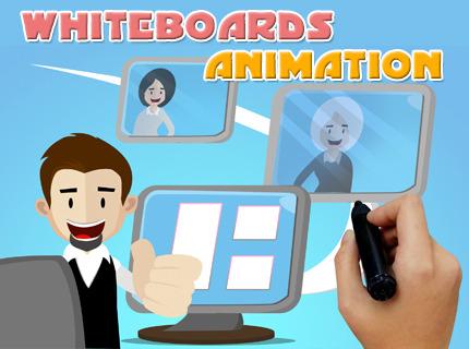 Creación de video animado Tipo Pizarra