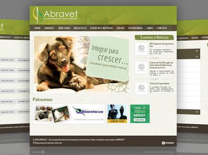 Site para Pet Shop e Clinica Veterinária