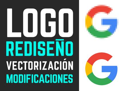 Editare  y rediseñare tu Logotipo Png, Jpg, Ai
