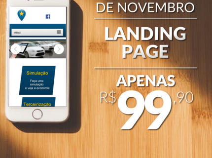 Landing Page Simples
