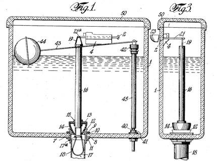 Busco información sobre patentes de invención