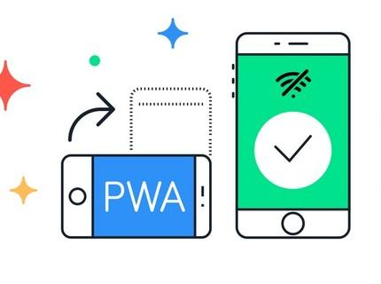 Sitio Web con características de PWA