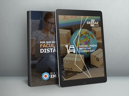 Diagramação e Design de ebook