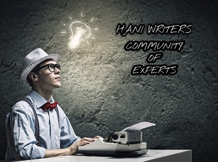 HANI WRITERS (THE COMMUNITY OF EXPERTS)