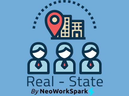 Sitio Web para agentes Inmobiliarios