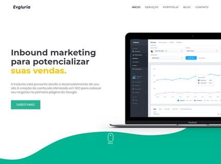 Criação de um site em Wordpress Profissional