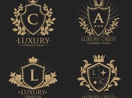Criação de Logo de Luxo