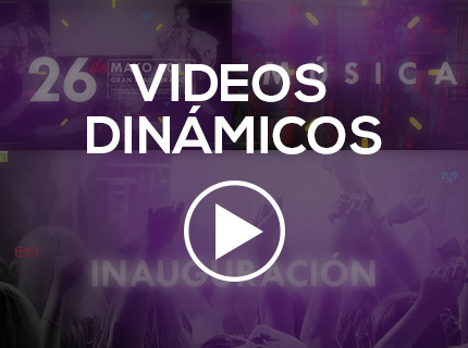 Videos Para Redes Sociales | Facebook, Instagram