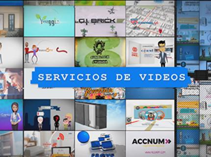 Servicios de vídeos todos los estilos actuales.