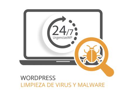 Limpieza de Malware/Virus en Wordpress