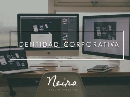 Diseño de Identidad corporativa.