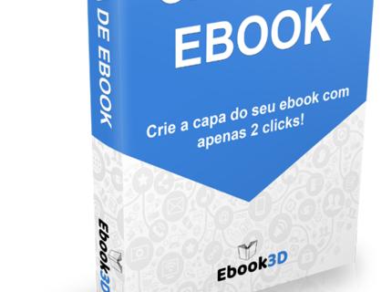 Capa profissional para E-BOOK