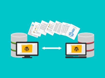 Migração de Sites Wordpress