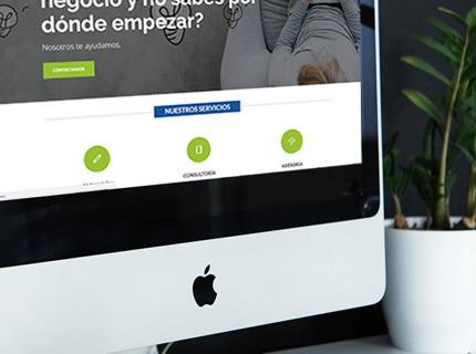 PAGINAS WEB CORPORATIVAS