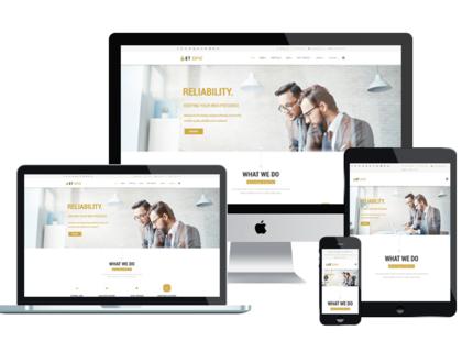 Sitio web para empresa o negocio - Basico