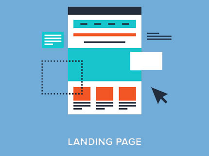 Creación de Landing Page para producto o servicio