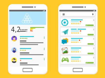 Desarrollo de apps móvil (Android & iOS)