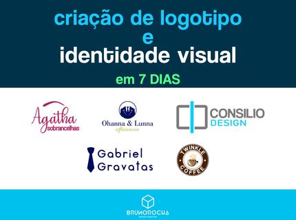 Design de logotipo e identidade visual