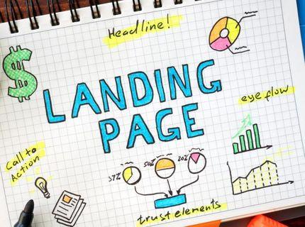 Landing Page en 2 días.