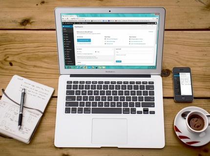 Crearé un sitio web de Wordpress o un diseño de Wo