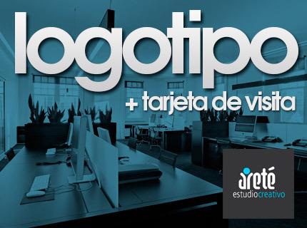 Logotipo Profesional + Tarjeta de Visita