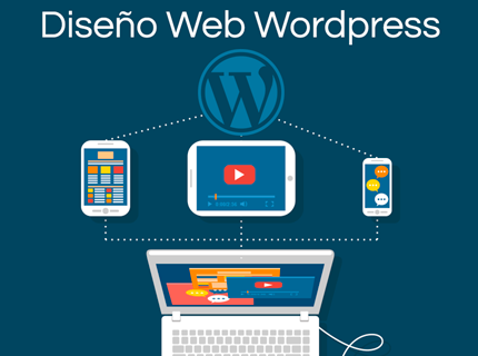 Desarrollo Página Web en Wordpress