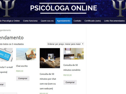 Site ou loja virtual em Woocommerce