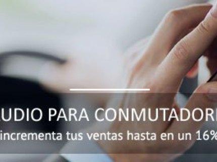 Locucion para el conmutador de tu telefono