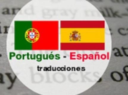 Traducciones Español-Portugués