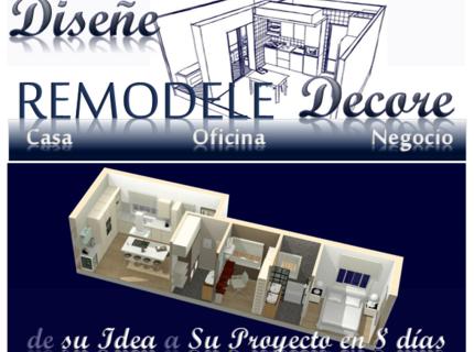 Diseño Interior & Arquitectura - 3D
