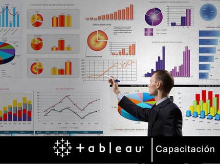 Capacitación de Tableau Desktop Nivel Básico