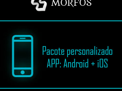 Pacote APP Android + iOS