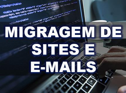 Migramento de Sites e E-mails