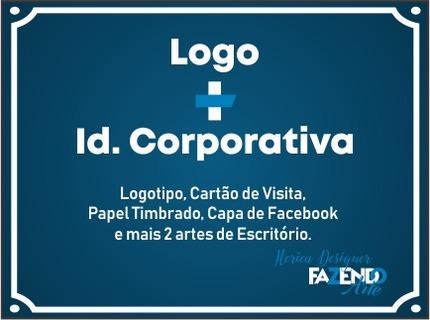 Logomarca+Identidade Corporativa