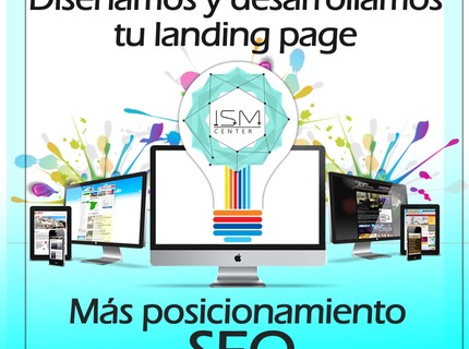Obtén tu landing page más posicionamiento SEO