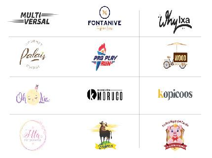 Creacion de logotipos
