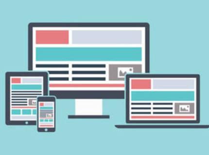 Programação de site institucional