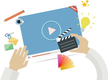 Vídeo Institucional Animado - 60 a 300 segundos